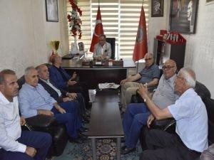 Özdemir'den emeklilere konut müjdesi