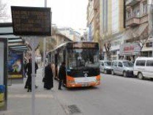 Gaziantep'te bayramda ulaşım ücretsiz