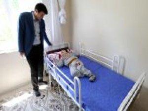 Büyükşehir Belediyesi Rıdvan'a destek oldu