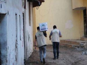 IHO-EBRAR Ramazan'da binlerce aileye yardım ulaştırdı