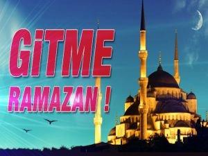 Gitme Ramazan