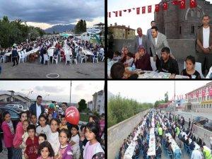 Ramazan ayı İpekyolu'nda bereketli geçti