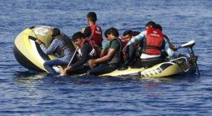 Gemlik'te 40 mülteci yakalandı