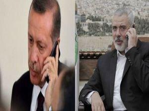 Heniyye Erdoğan'ı tebrik etti