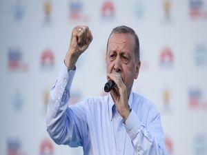 Erdoğan: 16 yılda İstanbul'a 236 katrilyon liralık yatırım yaptık