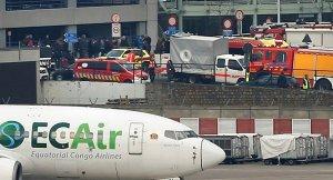 Bruksel'de havalimanı ve metro hedefte 3 patlama: 18 ölü