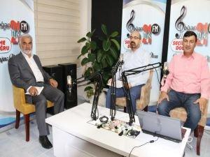 """Yapıcıoğlu: """"HÜDA PAR'ın programı bir medeniyet projesidir"""""""