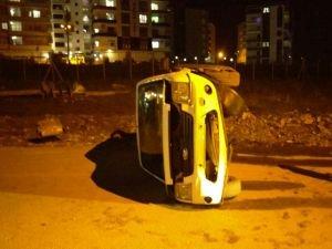 Batman'da iki ayrı kazada 2'si ağır 3 kişi yaralandı