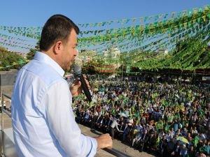 """Yavuz: """"HÜDA PAR ikaz ve uyarı mekanizmasını inşallah meclise taşıyacak"""""""