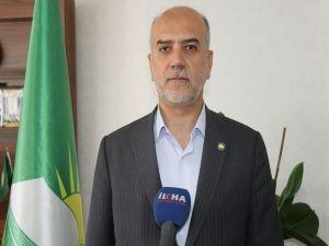 """Doyar: """"Halkımız kendi partileri olan HÜDA PAR'a sahip çıkacaktır"""""""