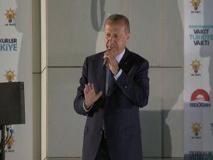 Cumhurbaşkanı Erdoğan pazartesi günü yemin edecek