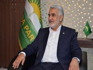 Yapıcıoğlu, partisine geri döndü