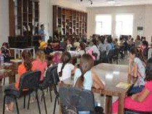 """Kızıltepe Belediyesinden """"Mesleki Kütüphane"""" projesi"""