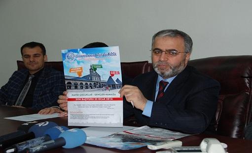 'Haydi Çocuklar, Gençler Namaza' kampanyası