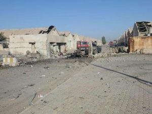 Kerkük'te seçim sandıklarının olduğu bölgede patlama