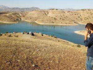 Barajda kaybolan gencin cesedi bulundu
