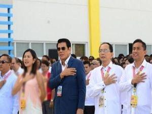 Filipinler'de belediye başkanı törende öldürüldü