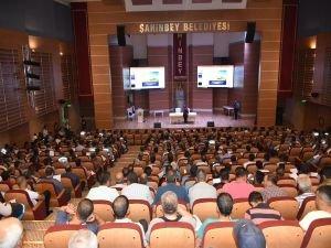 Gaziantep'te İş Sağlığı ve Güvenliği verildi
