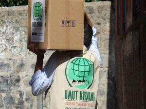 Diyarbakır Umut Kervanı Ramazan'da binlerce ailenin yüzünü güldürdü