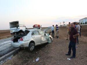 Köpeğe çarpmamak için kaza yaptı: 1 ölü 7 yaralı