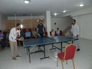 """STK'lar arası """"kardeşlik"""" turnuvası"""