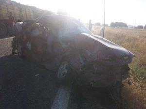 Diyarbakır'da kaza değil felaket: 3 ölü, bir yaralı
