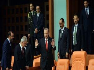 Xi'nin özel elçisi Erdoğan'ın göreve başlama törenine katılıyor