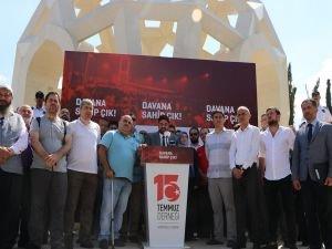 15 Temmuz Şehitler Köprüsü karar duruşmasına davet