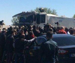 Demirtaş ve Figen Yüksekdağ Cizre'ye alınmadı!
