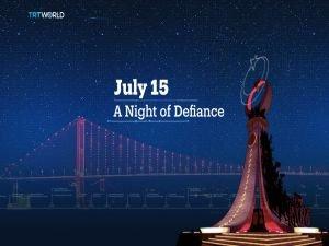 TRT World 15 Temmuz'u Dünyaya Anlatıyor