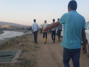Sulama kanalında kaybolan kardeşlerden birinin cesedine ulaşıldı