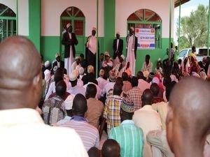 Yetimler Vakfının vesilesiyle 24 Ugandalı Müslüman oldu
