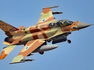 Siyonistlerden Gazze'ye hava saldırısı