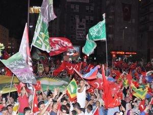 """STK temsilcileri: """"15 Temmuz Türkiye'ye yapılan bir ihanet girişimiydi"""""""