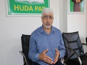 """Tasalı: """"FETÖ ve PKK dindarlara çok zulmetti"""""""
