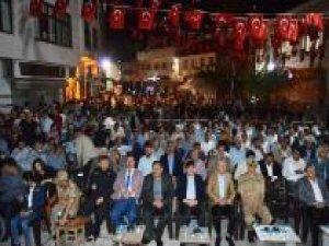 """Bitlis'te """"15 Temmuz Destanı"""" programı düzenlendi"""