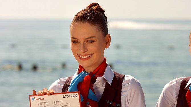 Corendon Airlines ile 285 saniyelik Türkiye turu