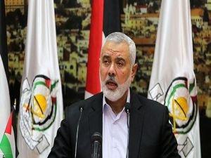 Heniyye, Mısır'ın uzlaşıyla ilgili önerisini Hamas'ın kabul ettiğini bildirdi