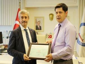 Şahinbey Belediyesi'nin başarıları tescillendi
