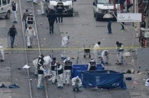 İstiklal'deki terör saldırısında flaş gelişme