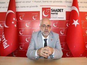"""SP'li Bozan: """"Din ile mücadele eden hiçbir ülke ayakta duramamıştır"""""""