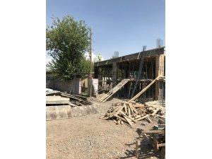 İkinci itfaiye şubesinin inşaatı başladı