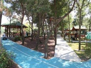 Şehit Er İbrahim Candemir Parkı yenilendi