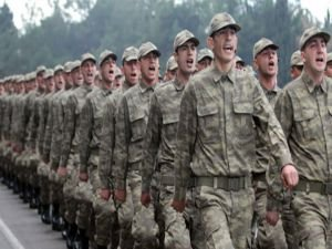 Askerlik 6 aya düştü