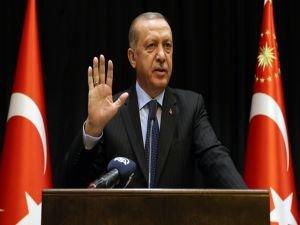 """Erdoğan: """"Evangelist-Siyonist anlayışın tehditkâr dil kullanmasını kabul etmeyiz"""""""