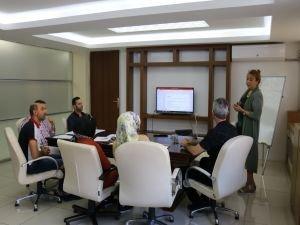 Belediye personeline 'Davranış ve İletişim Becerileri' eğitimi