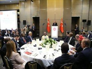 """Erdoğan: """"Afrika'nın hakiki dostu, kader ortağı olmak istiyoruz"""""""