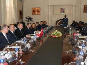 """Erdoğan: """"Ekonomik alandaki deneyimlerimizi Zambiya ile paylaşmaya hazırız"""""""