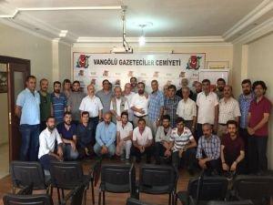 VGC'nin 9'uncu Olağan Genel Kurulu yapıldı