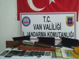 Van'da PKK'dan 39 gözaltı